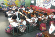 Sujatha High School-Classroom