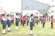Rathinam International Public School-Sports Day