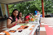 Holy Cross Convent Senior Secondary School-Food Carnival