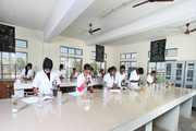 East West Pre University College-Bio Labs