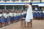 A V Goregaonkar English School-Activity