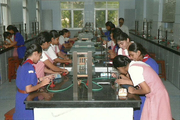 The Alexandra Girls English Institution-Chemistry Lab