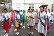 Bai Ruttonbai F D Panday Girls High School - Independence Day Celebration""