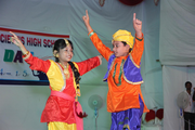 Central Government Employees Education Societys High School-Annual Day Celebration