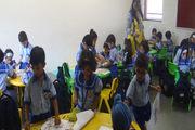 Convent of Jesus and Mary International School-Art Room