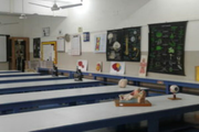 NSN Matriculation Higher Secondary School-Biology Lab