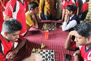 Amro Junior College of Arts Science and Commerce-Chess