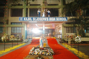 Kilbil St Josephs High School-Campus