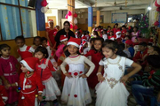 Arera Convent Higher Secondary School-Christmas
