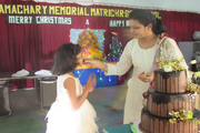 C S Ramachary Memorial Matriculation Higher Secondary School-Christmas Celebration