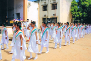 Sourashtra Girls Higher Secondary School-Independence Day Celebration