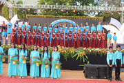 Chavara Vidya Bhavan Matriculation Higher Secondary School-Group Singing