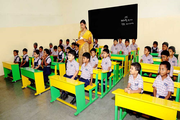 ALG Matriculation Higher Secondary School-Class Room