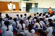 Lucknow Public School-Activity