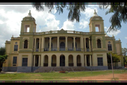 Maharaja High School and Pre-University College - School Building