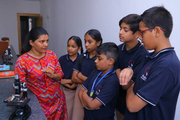 Rahul International School-Biology Lab