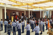 Diamond International Public School-Assembly