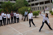 Sambhram School and Junior College-Sports
