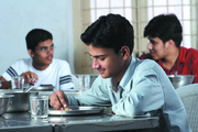 Sri Chaitanya Junior College-Cafeteria