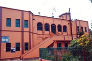 Sharda Pathshala-Campus Front View