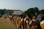 Maharishi Vidya Mandir-Ralley