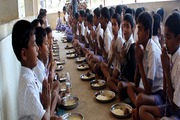 Yagnavalkya Public School And Pre-University College-Cafeteria