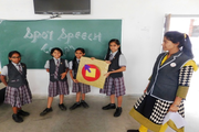 Neeraj Bajpayee International School-Spot Speech