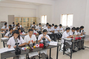 Chaitra Pre-University College-Botany Lab
