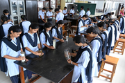 Poornaprajna Pre-University College-Biology Lab