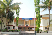 Anantrao Thopte College-Campus Front View