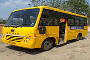 Hind Motor High School-Bus