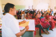 Kohinoor Arts Commerce and Science College- Students Meeting