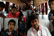 Shree Swaminarayan Gurukul International School-Transport Facilities