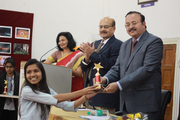B Y K Sinnar College of Commerce College-Best Students Award