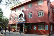 Bhavans College-Library Building