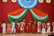 R L S Public School-Independence Day