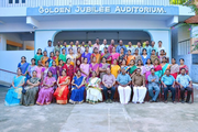 M V Higher Secondary School-Group Photo