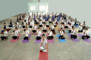 Carmel Girls Higher Secondary School-Yoga
