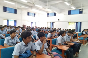 Holy Cross Higher Secondary School-Career Guidance