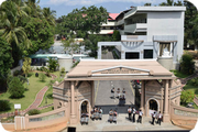 Bharathamatha Higher Secondary School-Campus View