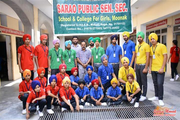 Sarao Public Senior Secondary School-Turban Tie