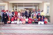 Bibi Sharan Kaur khalsa College - NSS Champ