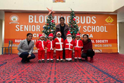 Blooming Buds Senior Secondary School-Christmas Carnival