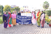 Pt. Mohan Lal S.D. Collegiate Senior Secondary Schools for Girls- NSS Rally
