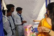 C R S Senior Secondary School-School Exhibition