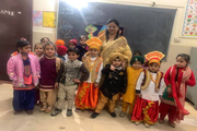 Mata Mohandai Oswal Public School- Fancy dress