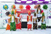 Sant Ajaib Singh Khalsa Public School- Dance
