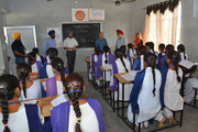 Sant Baba Mani Singh Girls Senior Secondary School-Classroom