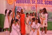 Gurukul Senior Secondary School-Festival Celebration