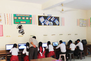 Dr Virendra Swaroop Senior Secondary School-Computer Class